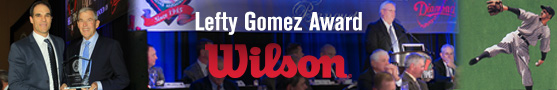 Lefty Gomez Award