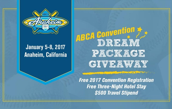 Convention Dream Package Giveaway