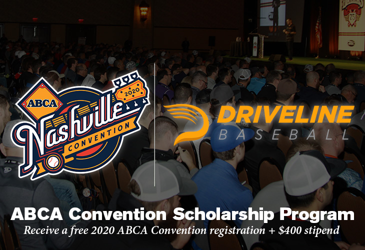 Convention Scholarship